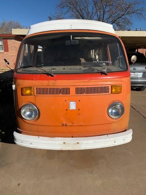 1973 VW Bus Camper Westfalia For Sale in Lubbock, Texas