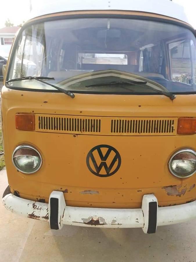 1972 VW Bus Camper Westfalia For Sale in Satellite Beach, FL