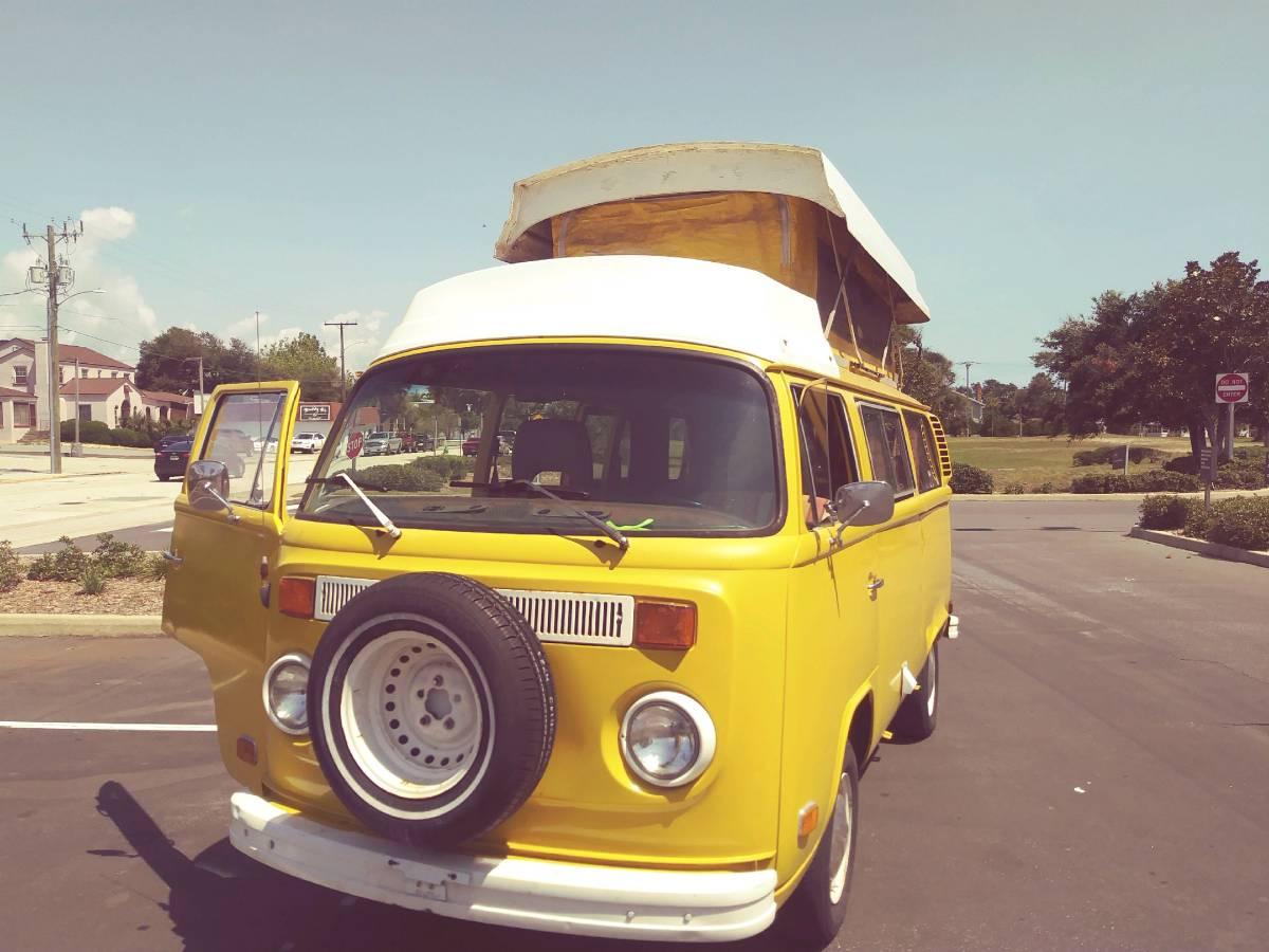 1973 VW Bus Camper Westfalia For Sale in Daytona Beach, FL
