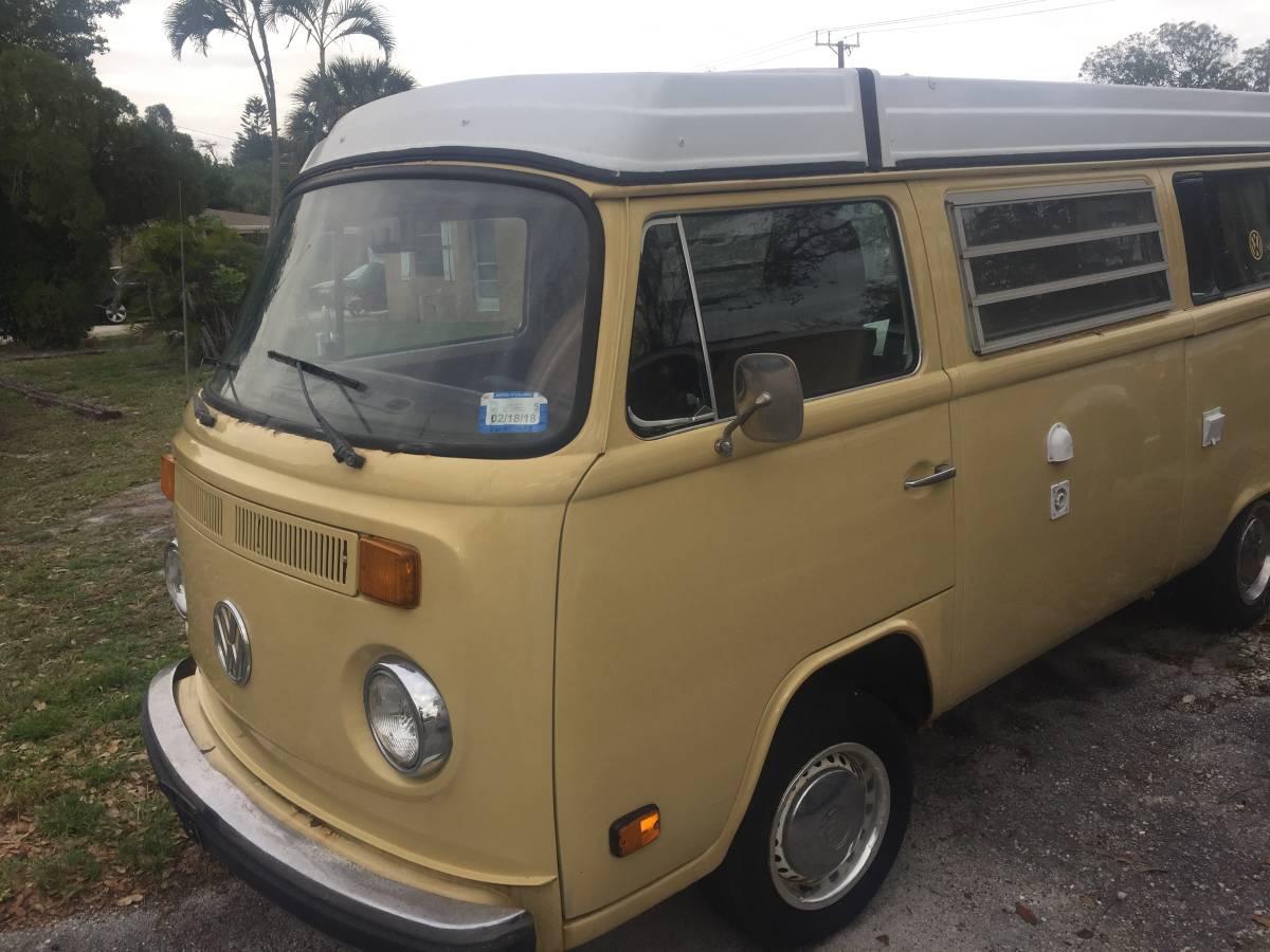 1978 VW Bus Camper Westfalia For Sale in Oakland Park, FL