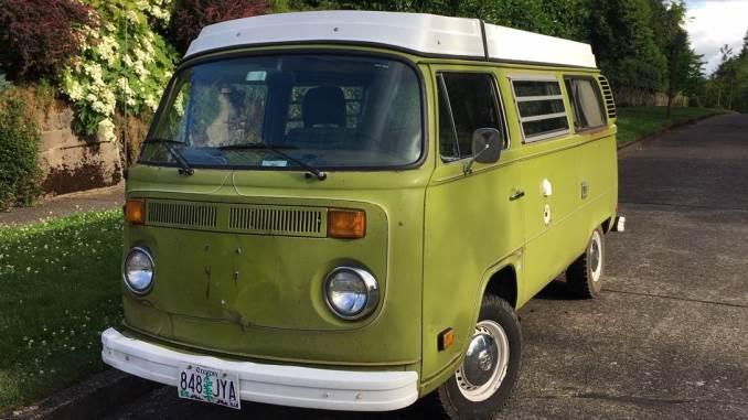 1977 VW Bus Camper Westfalia For Sale in Eugene, OR