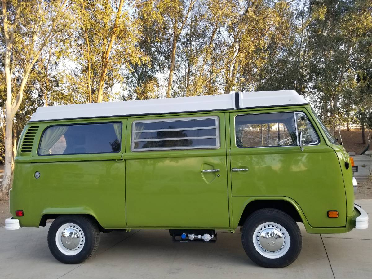 1979 VW Bus Camper Westfalia For Sale in Santa Clarita, CA