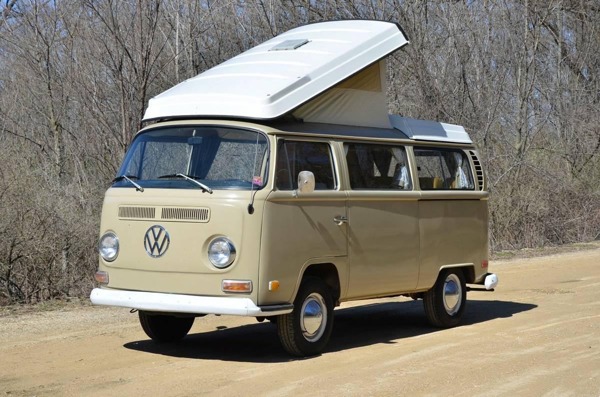 Volkswagen Bus For Sale Craigslist - Amiee Wade